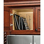 Rev-A-Shelf - 597-12CR-52 - Single 12 in. Chrome Bakeware and Tray Divider