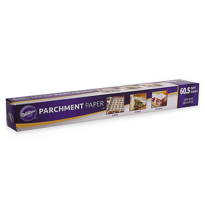 Alternate image 1 for Wilton® 60-1/2' Parchment Paper Roll