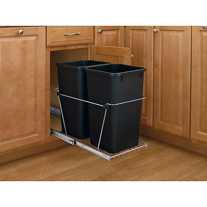 Rv 15kd 18c S Double 27 Qt Pull Out