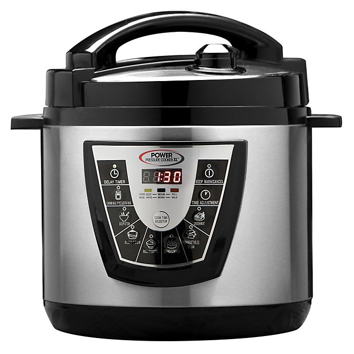 Electric Power Pressure Cooker Xl Bed Bath Beyond