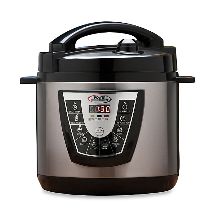 Alternate image 1 for Electric Power Pressure Cooker XL™