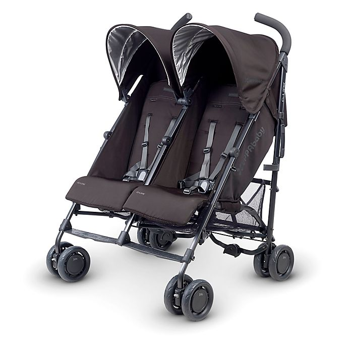 Alternate image 1 for UPPAbaby® G-LINK Double Stroller in Jake