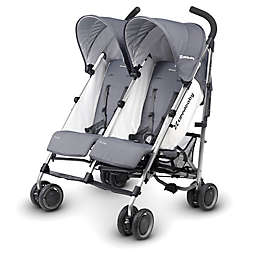 UPPAbaby® G-LINK Double Stroller in Pascal