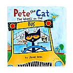 Pete the Cat: The Wheels on the Bus  Book by James Dean