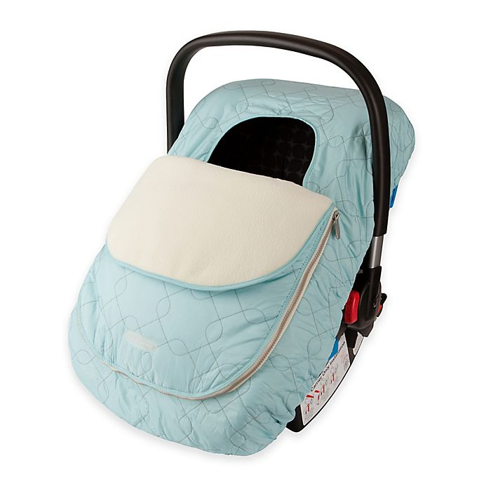 JJ Cole® Car Seat Cover In Aqua