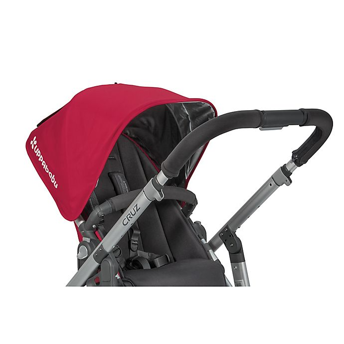 Alternate image 1 for UPPAbaby® CRUZ Handlebar Cover in Black