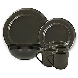 Emile Henry Dinnerware Collection in Charcoal