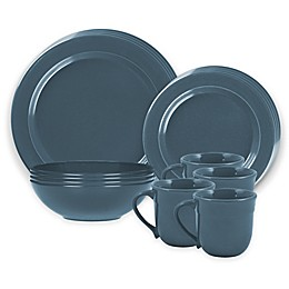 Emile Henry Dinnerware Collection in Blue Flame