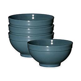 Emile Henry Cereal Bowls in Blue Flame (Set of 4)