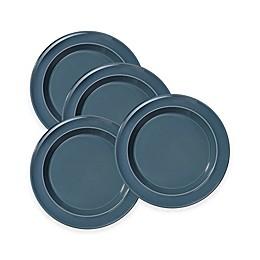 Emile Henry Salad Plates in Blue Flame (Set of 4)