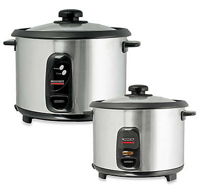 Professional Series Stainless Steel Rice Cooker