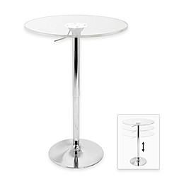LumiSource Adjustable Bar Table