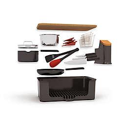 Kitchen in a Box 14-Piece Set in Black
