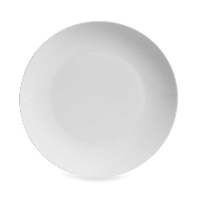 Alternate image 1 for Everyday White® by Fitz and Floyd® Coupe Dinner Plate