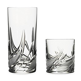 Lorren Home Trends Cetona Wine Glass Collection from the DaVinci Line
