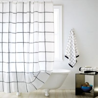 Dkny Tompkins Square Shower Curtain Bed Bath And Beyond