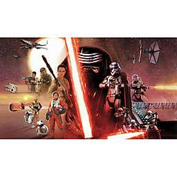 """Star Wars™ Episode VII: The Force Awakens"" Prepasted SureStrip™ Mural"