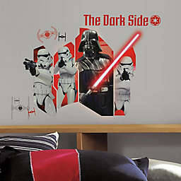 Star Wars™ Classic Darth Vader and Stormtroopers Peel and Stick Giant Wall Decals