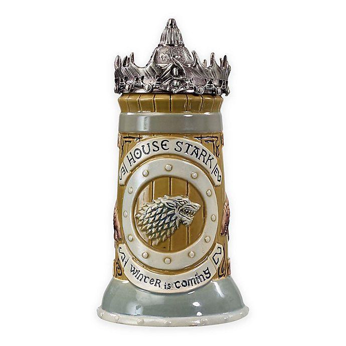 Alternate image 1 for Game of Thrones House Stark Stein