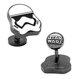 Star Wars™ Black-Plated Stormtrooper Cufflinks