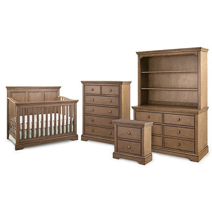 Westwood Design Hanley Nursery Furniture Collection In Cashew