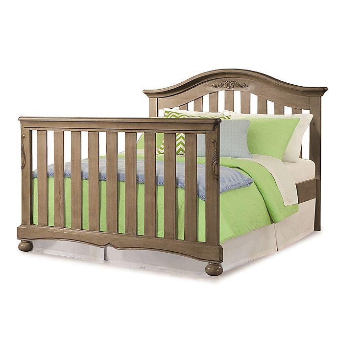 Westwood Design Meadowdale Full Size Bed Rails in Vintage | Bed