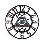 FirsTime® Steamworks Gear Wall Clock