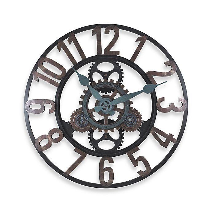Firstime Steamworks Gear Wall Clock