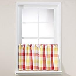 Harper Window Curtain Panel and Valance