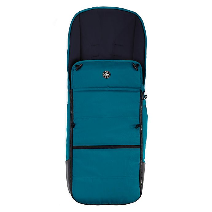 Alternate image 1 for Mutsy Evo Footmuff in Pacific Blue