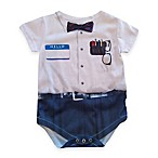 Faux Real Size 6M Photorealistic Nerd Short Sleeve Bodysuit