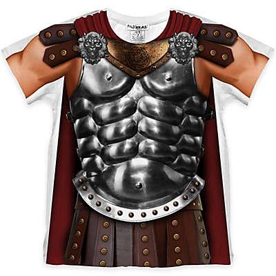Faux Real Photorealistic Gladiator Short Sleeve T-Shirt