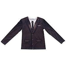 Faux Real 1960s Suit Romper