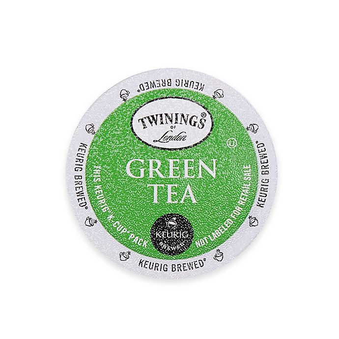 Alternate image 1 for Twinings of London® Green Tea Keurig® K-Cup® Pods 18-Count
