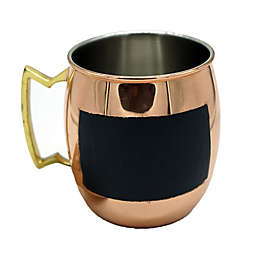 Moscow Mule Chalk Mug in Copper