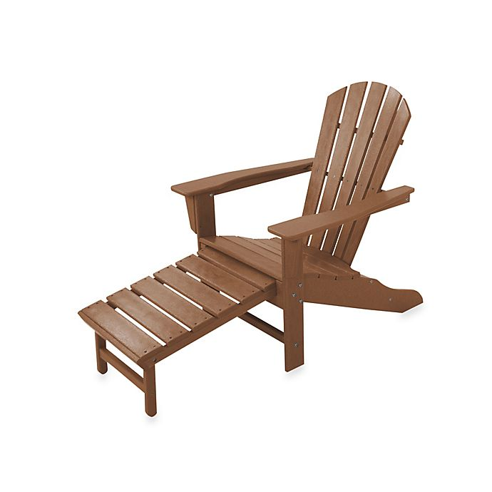 Buy Polywood 174 South Beach Ultimate Adirondack Chair With
