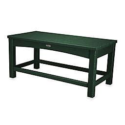 POLYWOOD® Club Coffee Table in Green