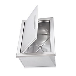 Saber® Stainless Steel Drop-in Ice Chest