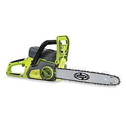 Sun Joe® iON Tool Series iON16CS 40-V 16-Inch Cordless Chainsaw with Brushless Motor