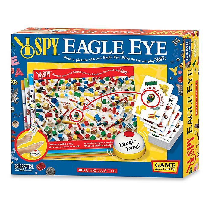 Alternate image 1 for I Spy Eagle Eye Game