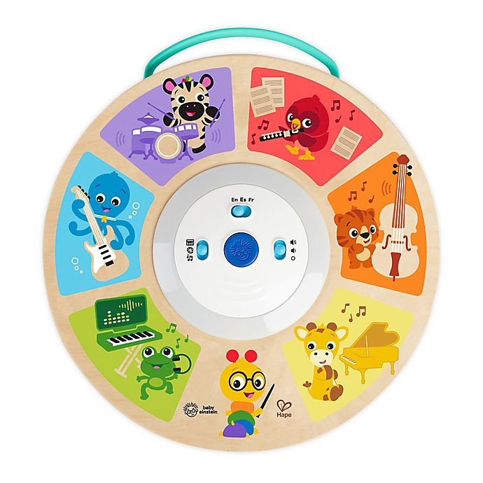 Alternate image 1 for Baby Einstein™ Cal's™ Magic Touch™ Smart Sound Symphony