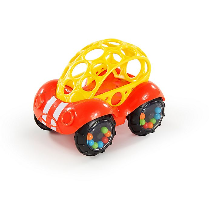 Alternate image 1 for Bright Starts™ Rattle & Roll Buggie™ Toy