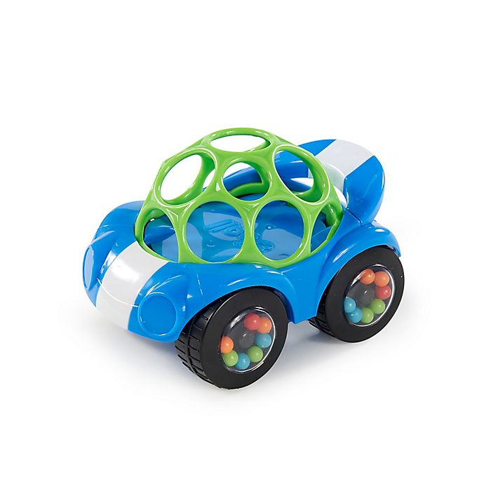 Alternate image 1 for  Bright Starts™ Rattle & Roll Sports Car™ Toy