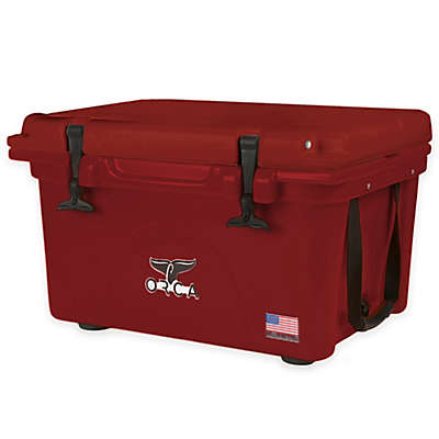 Orca 26 qt. Cooler in Red