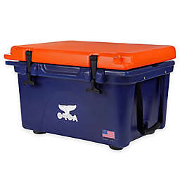 Orca 26 qt. Ice Retention Cooler in Navy/Orange