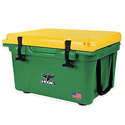 Orca 26 qt. Ice Retention Cooler in Green/Yellow