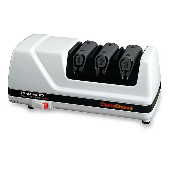 Alternate image 1 for Chef'sChoice® EdgeSelect™ 120 Knife Sharpener