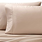 Valeron Cotton Tencel® Queen Sheet Set in Taupe