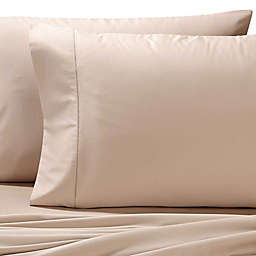 Valeron 320-Thread-Count Cotton Tencel® Lyocell Standard/Queen Pillowcases in Taupe (Set of 2)