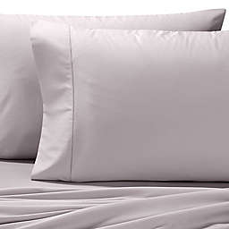 Valeron 320-Thread-Count Cotton Tencel® Lyocell Standard/Queen Pillowcases in Grey (Set of 2)